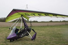 G-TERR Solar Wings Pegasus [7925] Popham 060512
