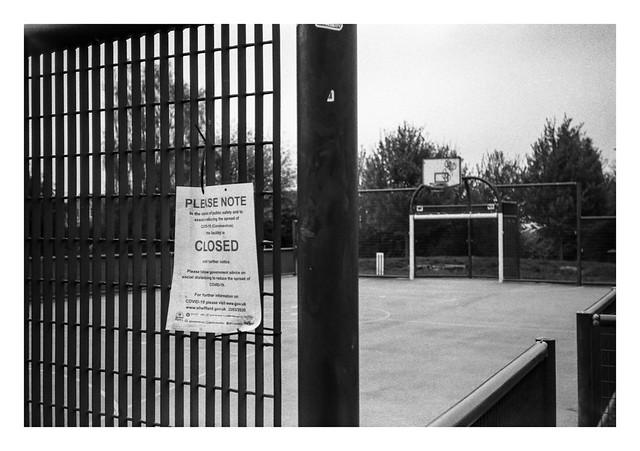 Pandemic scenes - no sports