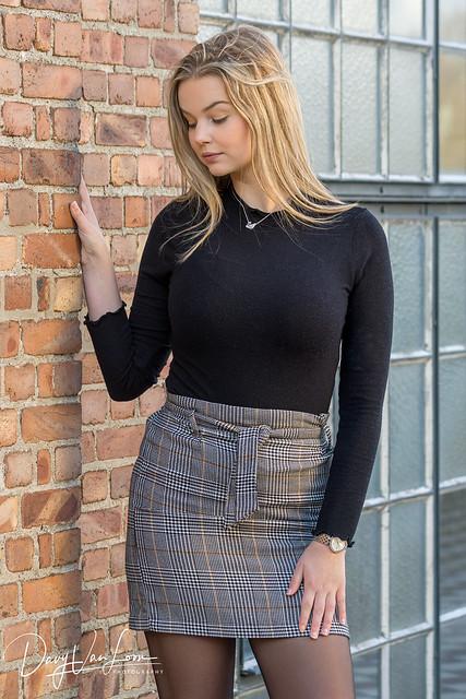 Lisa - Fashionshoot