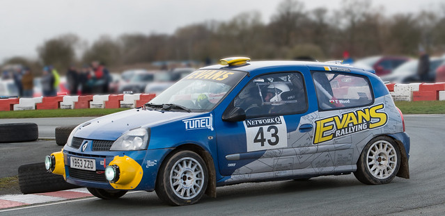 Renault Clio 172 Cup - Evans