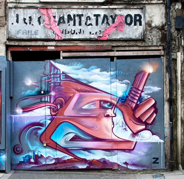 Mr Cenz, Ravey St, 2013