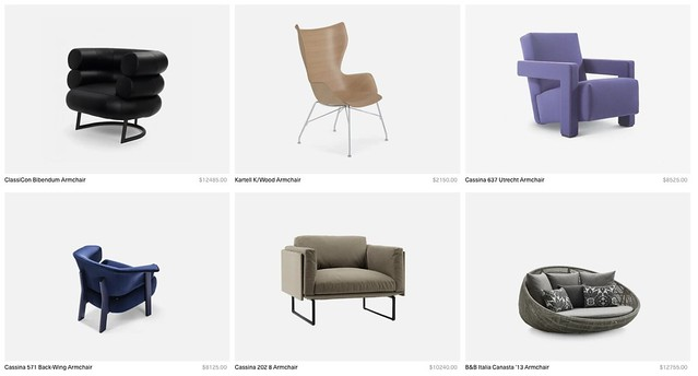 spacefurniture armchairs