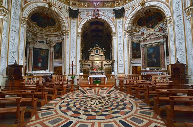Riva del Garda - Chiesa dell'Inviolata