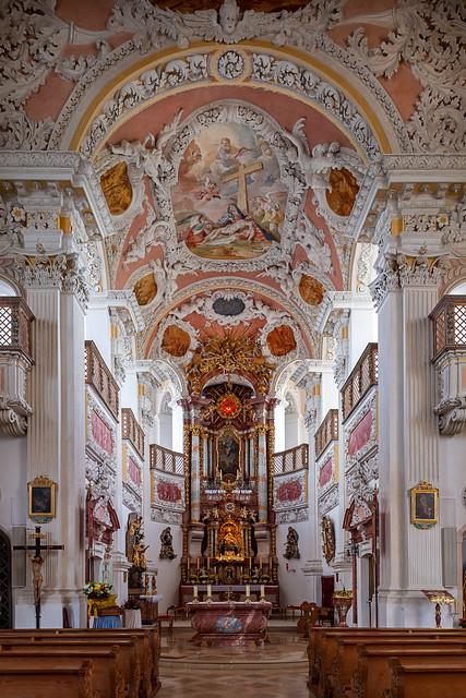 Wallfahrtskirche Zur Schmerzhaften Muttergottes (Vilgertshofen)