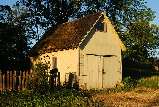 This old shed