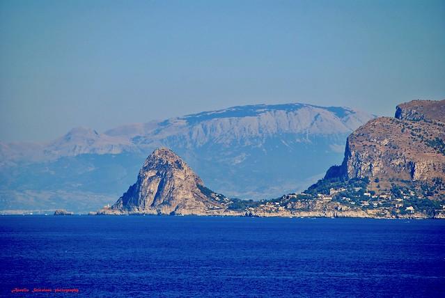 Mondello e Monte Pellegrino - Palermo