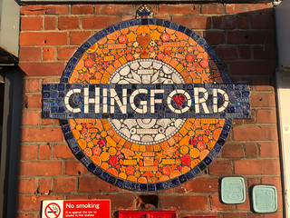 Chingford roundel | by turini2