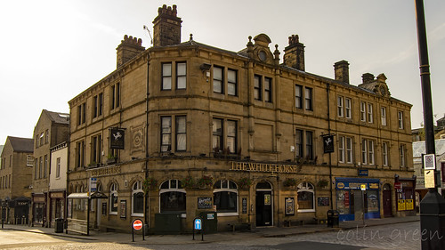 The White Horse, Halifax