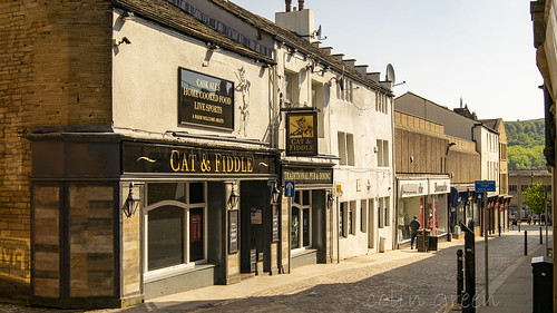 Cat & Fiddle, Halifax