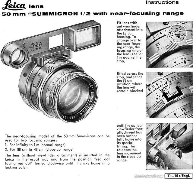 Leica 50mm f2 dual range 數碼人像表現
