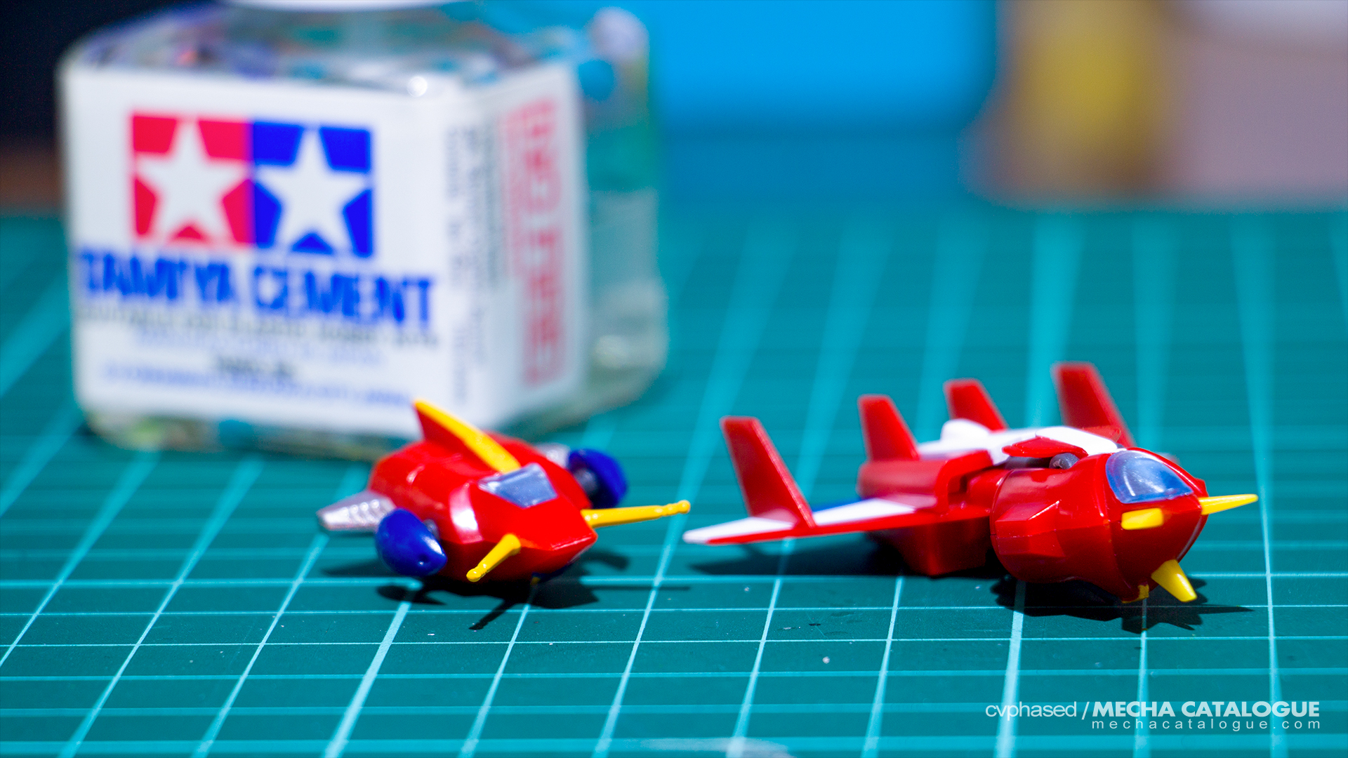 Portable Scale Full Transformation Super Robots Done Right: Action Toys' Mini Action Series