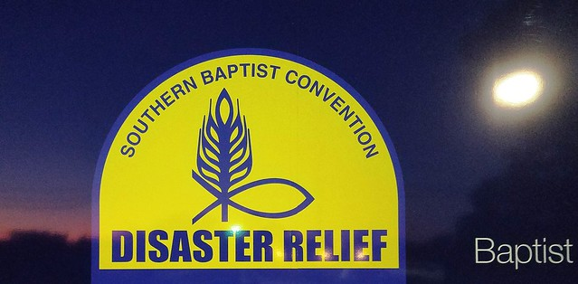 Tornado aftermath: when local, state & federal governments go MIA on their citizens, NGOs or churches step in to help.