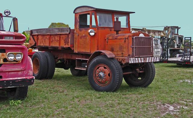 An OSHKOSH Truck, Tractor & Flywheel Engine Show, Fort Meade, Florida (3 of 3)