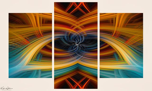 Twirl Triptych