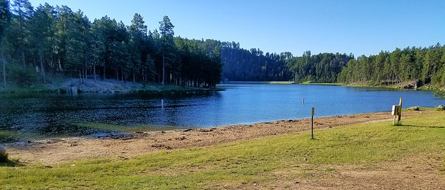 Center Lake Campground- Custer State Park- Custer County SD (3)
