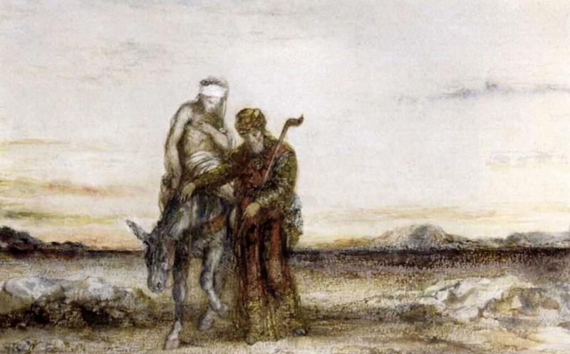 Гюстав Моро, Добрый самаритянин