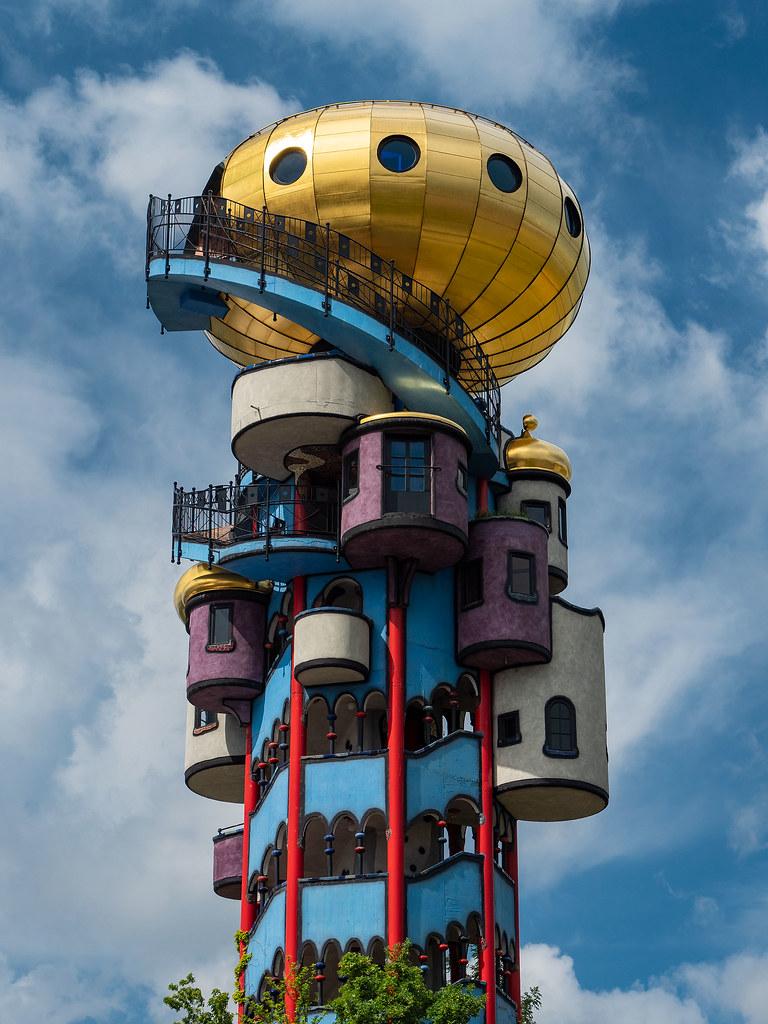 Hundertwasser-Turm, Abensberg