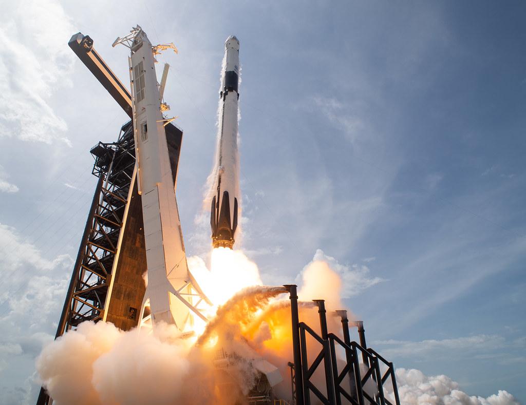 SpaceX Demo-2 Launch (NHQ202005300125)