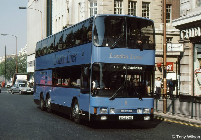 C102DYE London Buses LBL London Coaches ML2