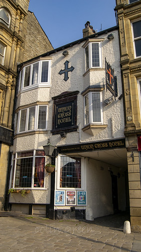 Union Cross Hotel, Halifax