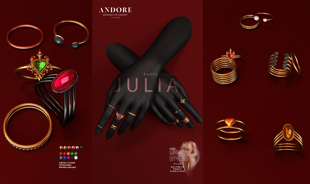 :ANDORE: @ Exclusive for Level Event
