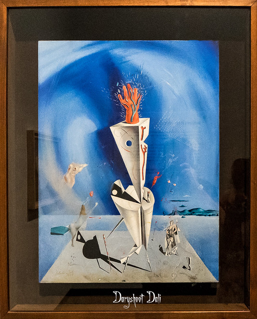 Salvador Dali Museum : musée consacré au peintre Salvador Dalí - St. Petersburg (Floride)