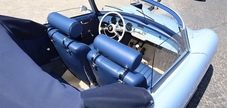 Porsche 356 Speedster 1600 Karrosserie Reutter 49956794147_e20e09a1db_c