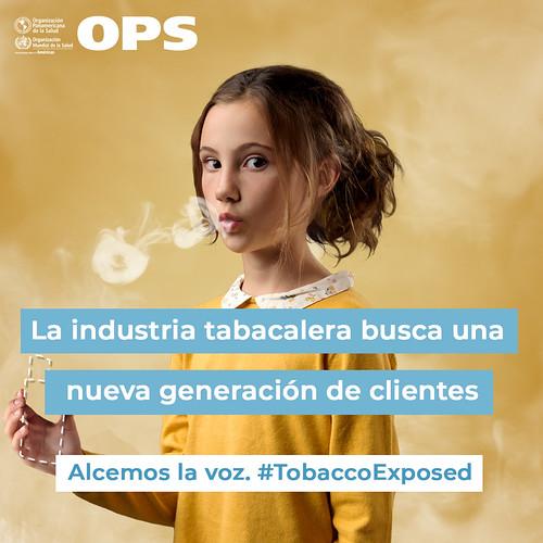 Día Mundial sin Tabaco 2020