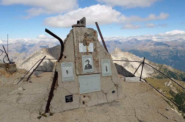 Mont Chaberton, Briançonnais