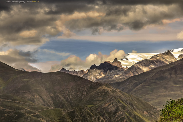 Picos del Mururata