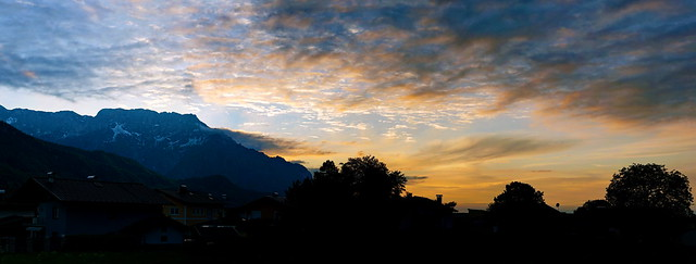 Sunset_Panorama_Oberalm