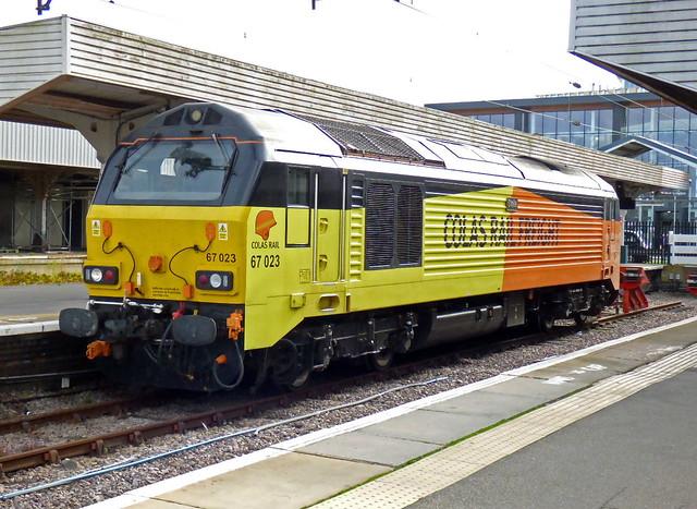 67023 at northampton