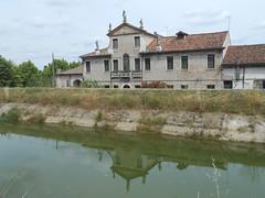 villa, Battaglia Terme