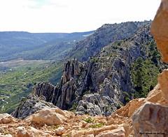 Desde el Torreón del Castillo Templario de Castellote