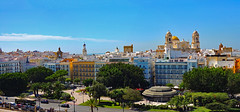 The City of Cadiz - Spain