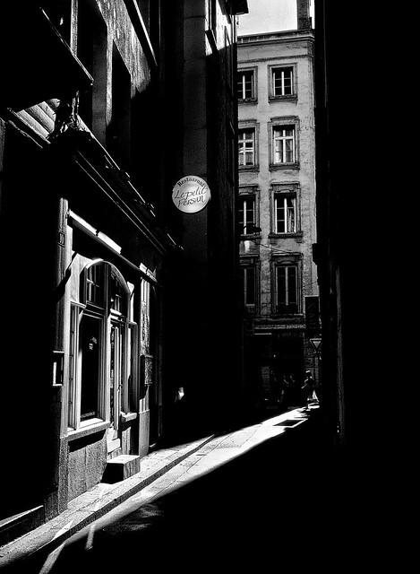 Lyon - Rue Longue.
