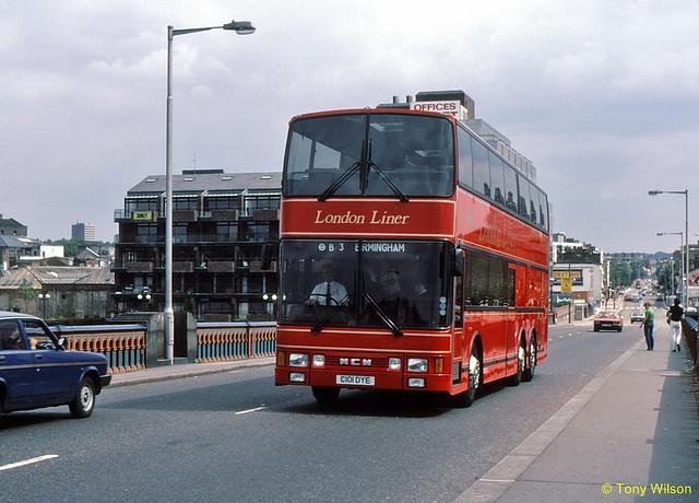 C101DYE London Buses LBL London Coaches ML1