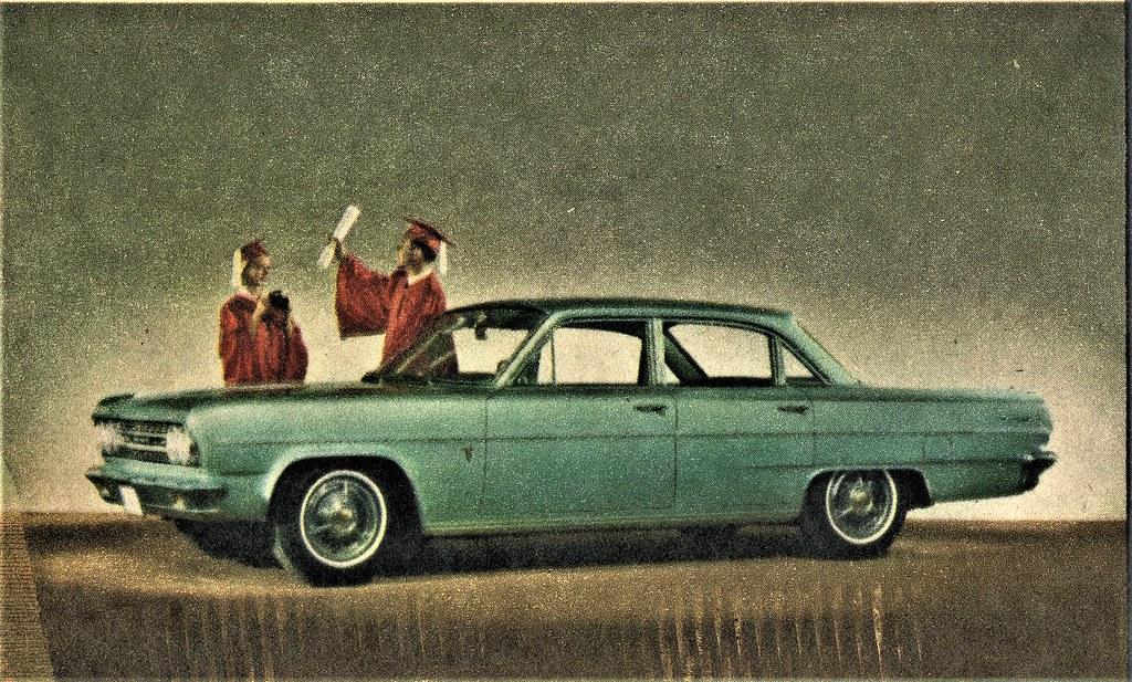 1963 Oldsmobile F-85 Sedan
