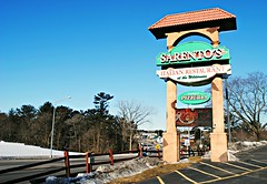 Sarento's Italian Restaurant, Wisconsin Dells