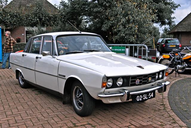 Rover 2200 TC 1977 (3551)