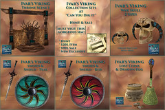 Ivar's Viking Sets