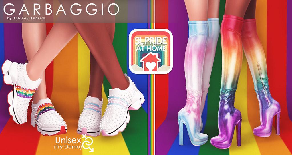 Garbaggio for SL Pride at Home