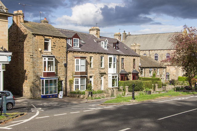 Chapel Row, Middleton-in-Teesdale, England