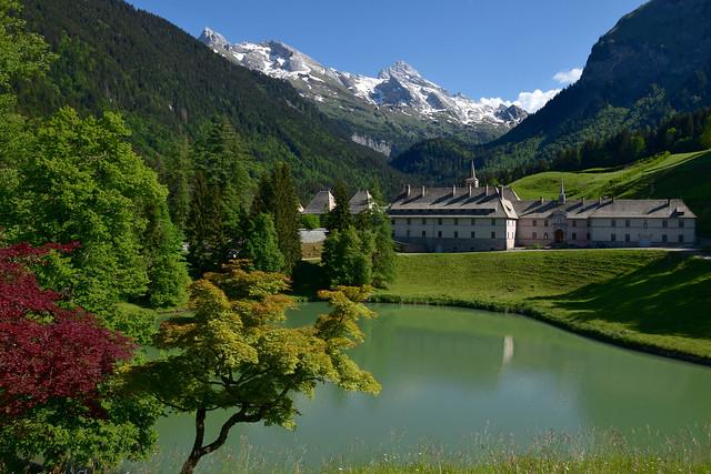 Reposoir et le calme dans les Alpes - Pure peace in the Alps