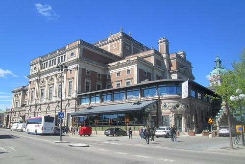 Opera House, Stockholm