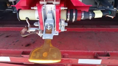 BART Third Rail Panel