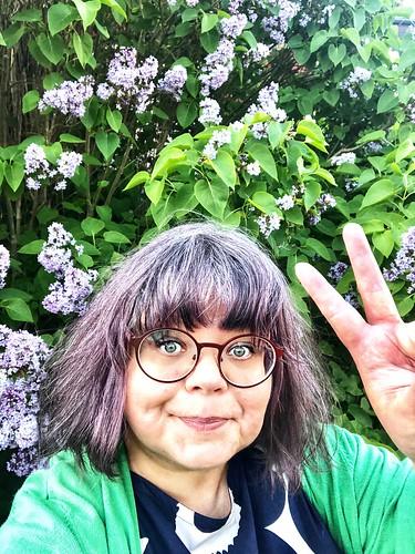 selfies, may 2020 -