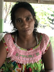 i-Kiribati people profile: Raaua, 37