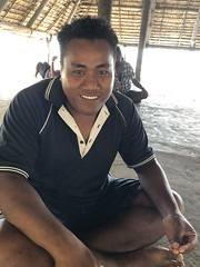 i-Kiribati people profile: Tebenea, 24
