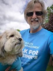 Walk For Alzheimer's - Post Walk